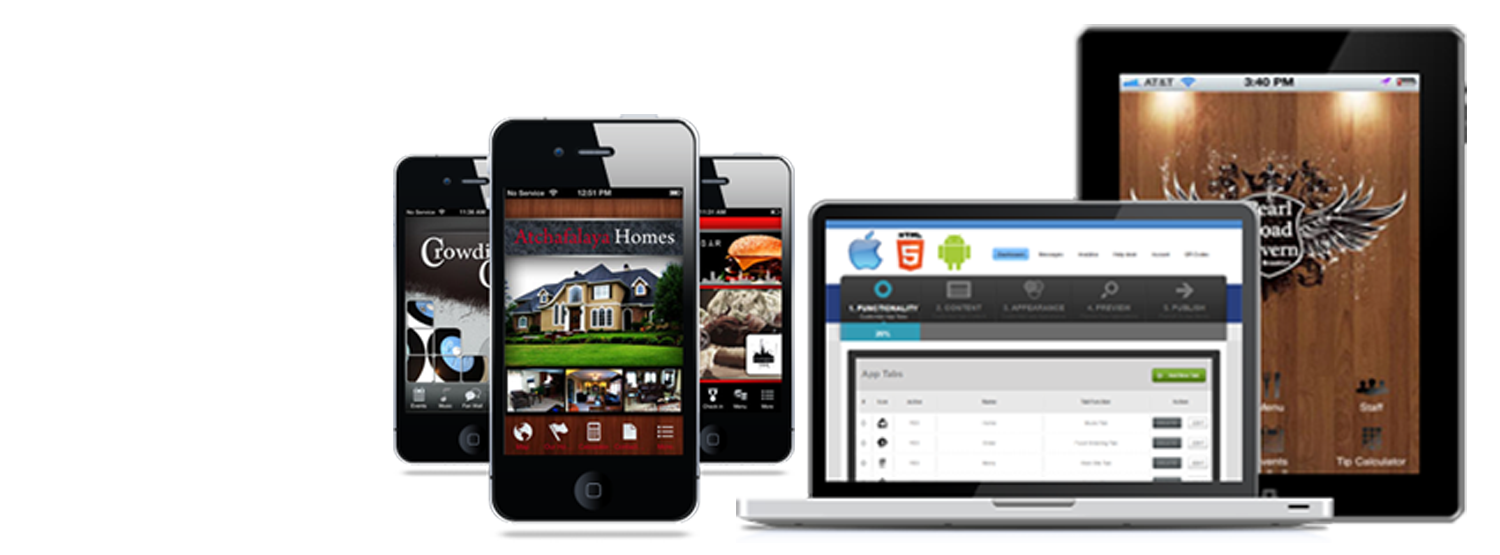Charleston Mobile Apps, Mobile Websites, South Carolina, Responsive websites