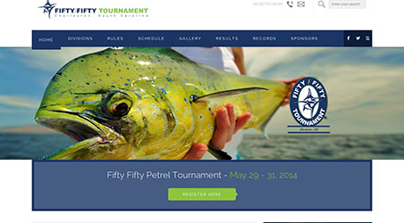 Fifty Fifty Petrel Fishing Tournament