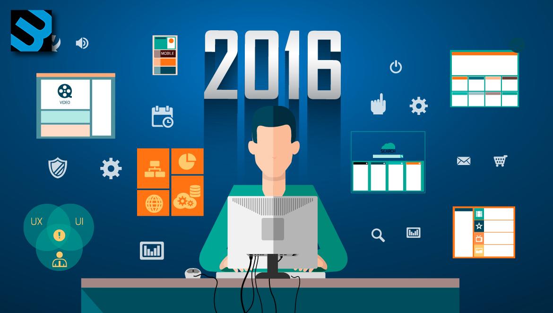 A Forecast of 2016 Web Design Trends – Part1